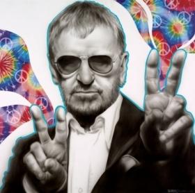 Beatles Ringo Star