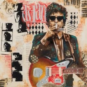 Bob Dylan Smokin