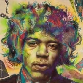 Jimi Hendrix Bold As Love