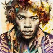 Jimi Hendrix Wash