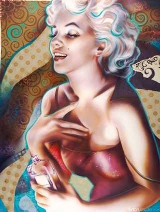 Marilyn Scent of a Woman