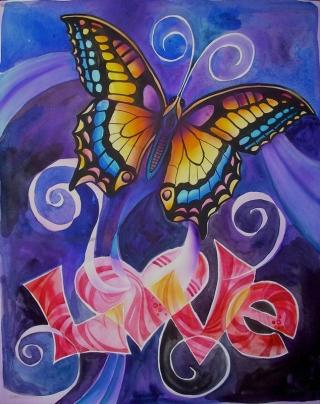 """Love Transforms"""