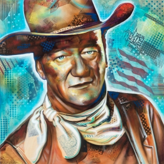 John Wayne Bold