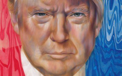 """Against the Grain"" A Portrait of President Donald Trump"