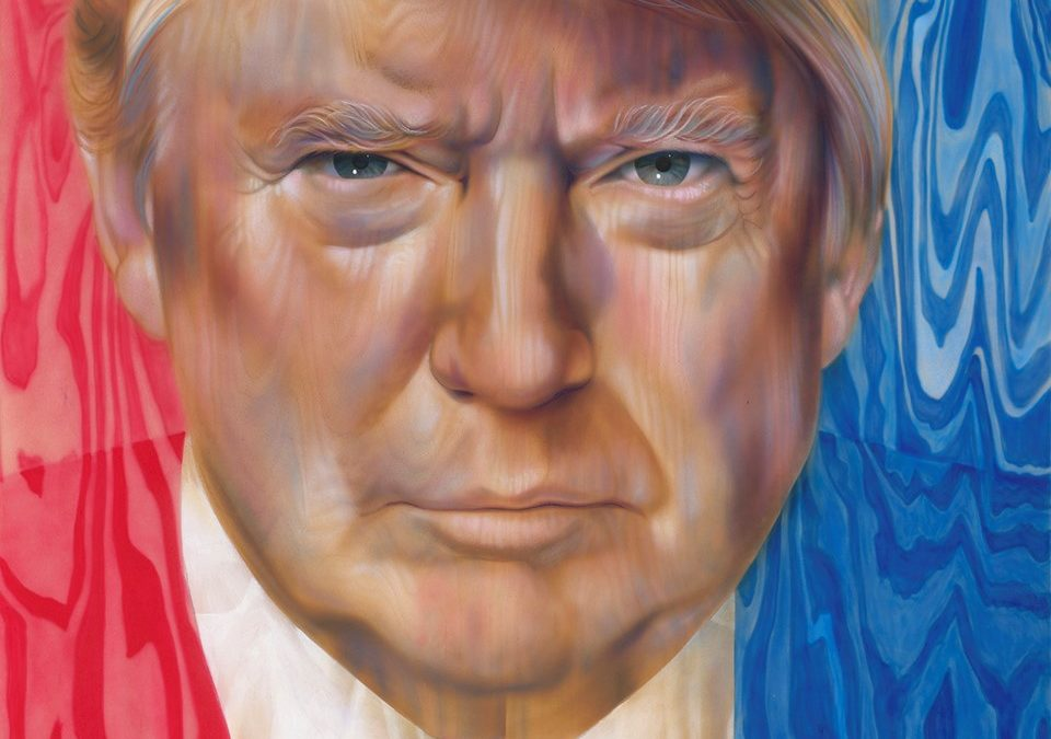 """Against the Grain"" A Portrait of President Donald Trump"