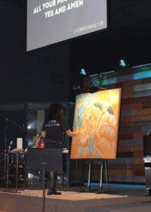 Shen Paints Live